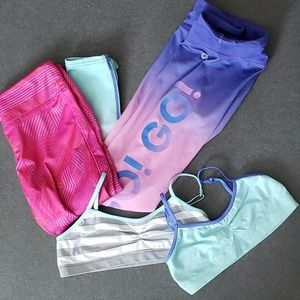 Girls Active Bundle Gap and Old Navy